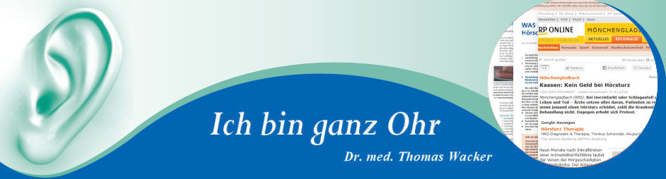 Dr. med. Thomas Wacker